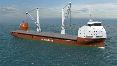 Photo of Spliethoff orders LNG-powered lolo ships at Wuhu