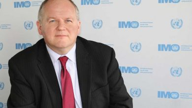 Photo of IMO's point man on air pollution steps down