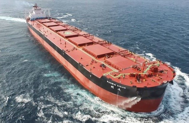 80% of the VLOC orderbook now controlled by Chinese leasing companies