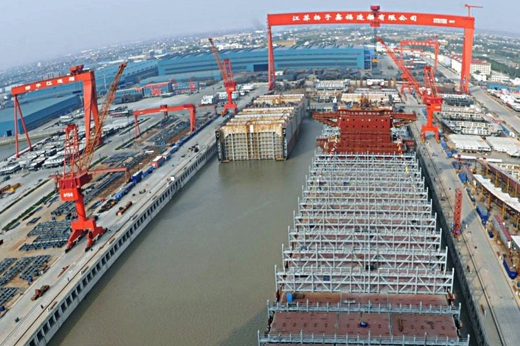 Yangzijiang confirms Tiger Group mega boxship order