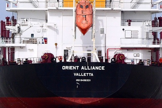 Tufton Oceanic takes Interorient handy bulker