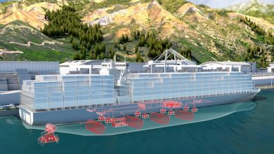 Photo of Megawatt-scale fuel cell systems capable of powering ocean-going vessels to be built in France