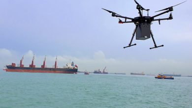 Photo of F-drones completes first commercial BVLOS drone delivery in Singapore