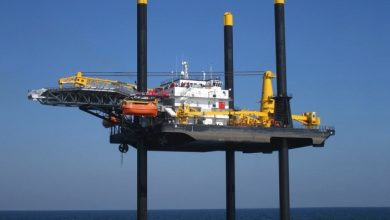 Photo of Fred. Olsen Windcarrier marvels with Thor offshore wind contract