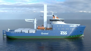 Photo of Ørsted building new Taiwan-flagged SOV for Greater Changhua