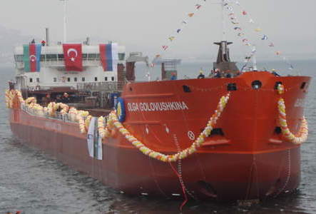 Palmali tankers head for auction for the third time