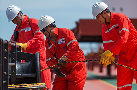 Preserving the structures that keep seafarers safe