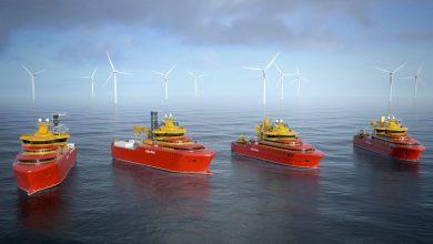 Photo of Østensjø's Edda Wind secures charter for two newbuild wind vessels