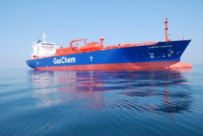 Hartmann returns to CIMC Sinopacific Offshore for up to five LPG carriers