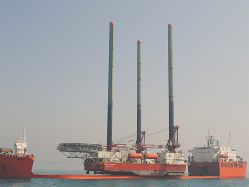 Silver Eagle Global to build a series of jackup vessels