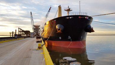 Photo of Minship trials biofuel on bulker
