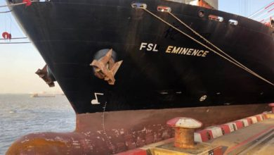 Photo of FSL considers options for redelivered boxship