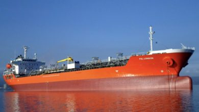 Photo of FSL chemical tanker charters extended