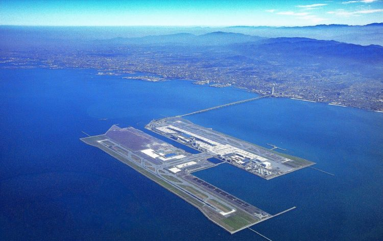 Japanese owners look at using offshore airport as crew change hub