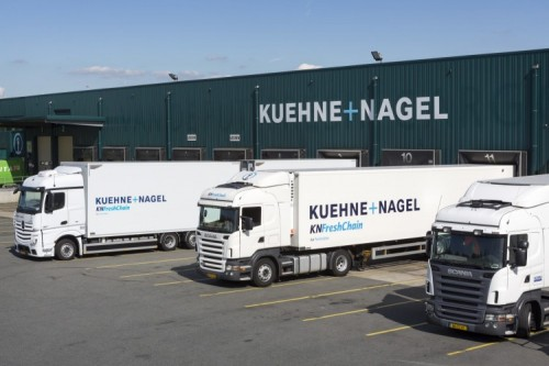 Kuehne + Nagel makes plans to axe up to a quarter of its staff