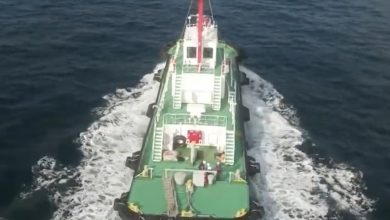 Photo of NYK tugboat makes remote navigation landmark voyage across Tokyo Bay