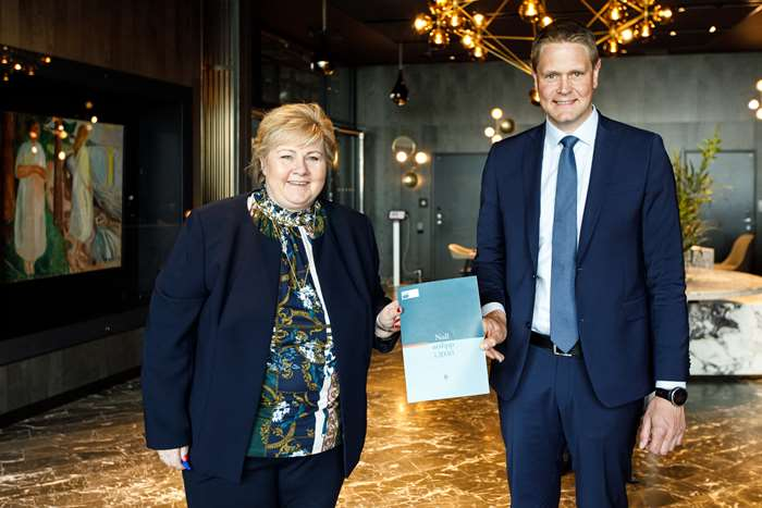 Norwegian owners commit to a carbon neutral fleet by 2050