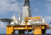 Photo of Odfjell Drilling semi-submersible selected for second phase of Johan Sverdrup