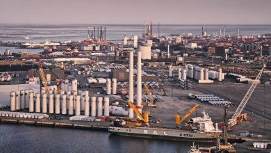 Photo of Fund invests $145m for offshore wind infrastructure at Port of Esbjerg