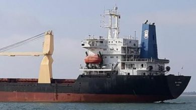 Photo of Two crew abducted from cargo ship off Equatorial Guinea