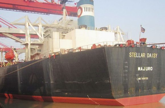 BIMCO pens obituary for the converted ore carrier