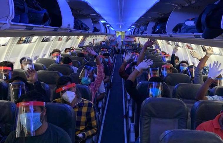 Chartered flights see crew changes take off - Splash 247