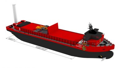 Photo of World's first zero emission bulk carrier moves a step closer