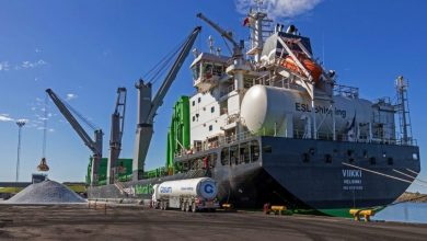 Photo of ESL Shipping adopts biogas fuel for bulk carrier