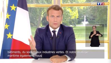Photo of Macron vows to support maritime post-Covid