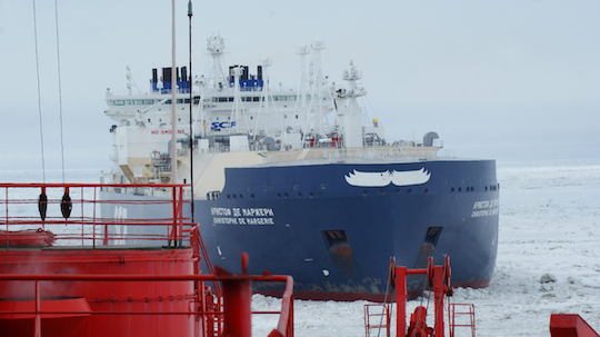 Sovcomflot completes landmark Northern Sea Route transit in May
