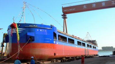 Photo of Dajin Heavy and Yangzijiang Shipbuilding partner up on Aston bulker order