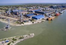 Photo of Coronavirus strikes Damen Galati Shipyard