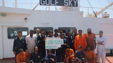 Photo of Missing Gulf Sky crew turn up in India having made sensational escape from the UAE to Iran
