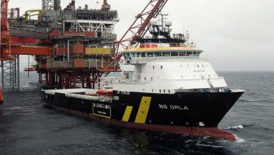 Photo of Eidesvik Offshore awarded ship management contract by Aker