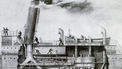 Photo of British start-up attempts to bring steam power back to shipping