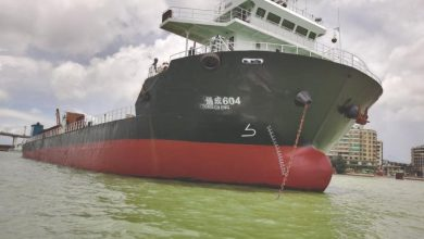 Photo of Court to auction off two Tongcheng Shipping deck cargo carriers
