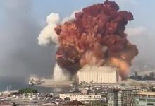 Photo of Deadly port explosion rocks Beirut