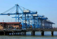 Photo of Three cranes collapse at India's Jawaharlal Nehru Port