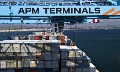 Another strike begins at APM Terminals Gothenburg