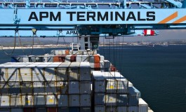 APM Terminals to let go of 160 staff at strike-hit Gothenburg