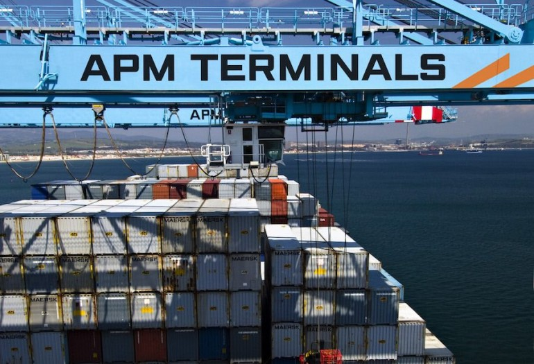 Adani linked with buying APM Terminals' Pipavav facility