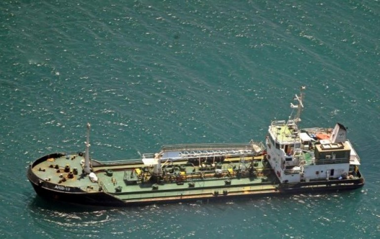 EU Navfor confirms fuel tanker has been hijacked by Somalis