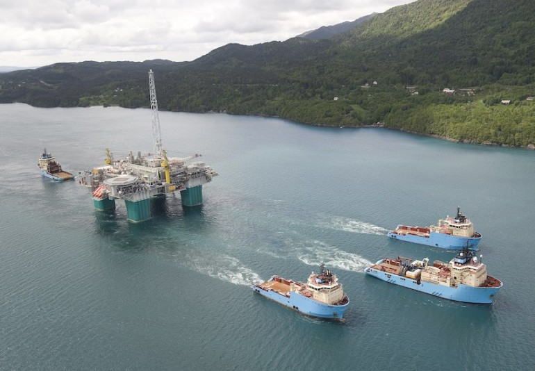 Aker Solutions secures engineering contract for Njord A platform