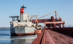 Anglo American takes its ocean freight digital