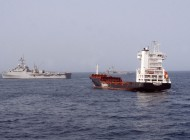 Ships targeted off Yemen
