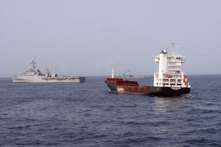 Gulf of Guinea Interregional Network launches to fight crime at sea