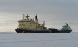 Ice in Arctic's Northwest passage is still 'too thick' for shipping, says study