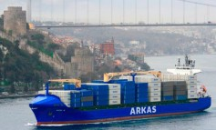 Arkas adds four container newbuildings at Zhejiang Ouhua