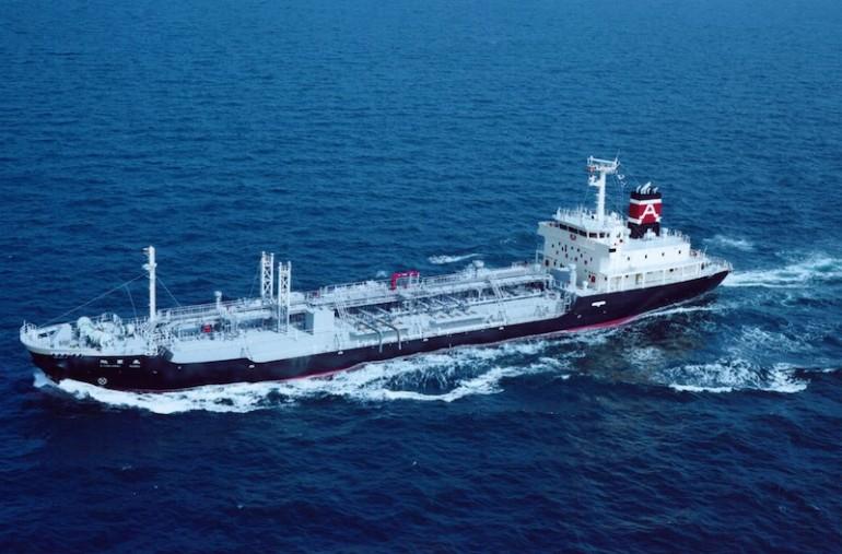 Asahi Tanker orders at Minami Nippon