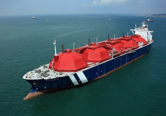 BG Group charters back LNG carriers sold to GasLog